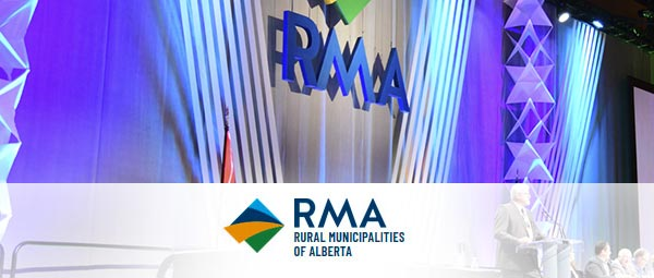 RMA (Rural Muncipalities of Alberta) 16 - 18 March 2020